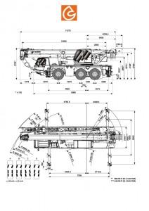 Grúa TADANO ATF 50G-3